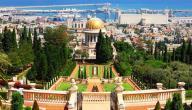 معلومات عن مدينة حيفا