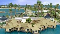 جزر قطر السياحيه