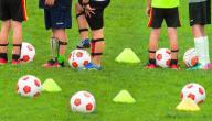 كيفية تعلم كرة القدم للمبتدئين