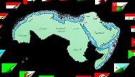 عدد الدول العربية في العالم