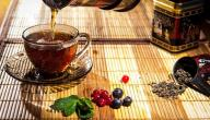 فوائد شرب الشاي الاخضر بعد الاكل