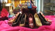 لون الحذاء المناسب