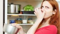 كيفية التخلص من رائحة الثلاجة