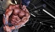 كيف تكون قوي العضلات