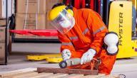 أدوات السلامة المهنية