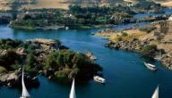 موضوع تعبير نهر النيل