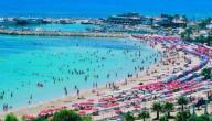 موقع جزيرة قبرص