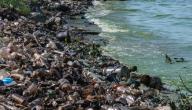 موضوع حول تلوث المياه