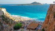 جزيرة انطاليا في تركيا