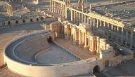 آثار في سوريا