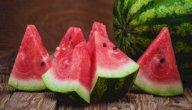 احاديث عن البطيخ