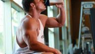زيادة نسبة البروتين في الجسم