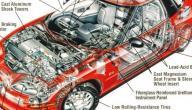 مكونات السيارة ووظائفها