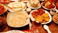 زياده الوزن في رمضان