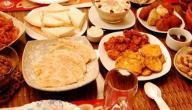 كيفية زيادة الوزن في شهر رمضان