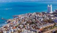 عدد سكان حيفا