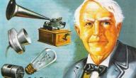 كم عدد اختراعات توماس أديسون؟
