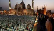 عدد سكان المسلمين في الهند
