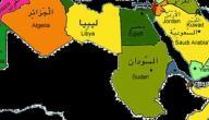 عدد الدول الاسيوية