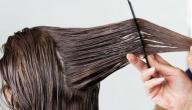 طرق فرد الشعر بالكيراتين