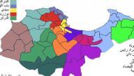 كم عدد البلديات في الجزائر