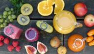 أطعمة تحتوي على البوتاسيوم والصوديوم