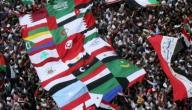 تقرير عن معوقات التضامن العربي