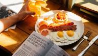 أهمية وجبة الإفطار الصباحي