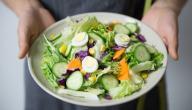 الطعام والسعرات الحرارية