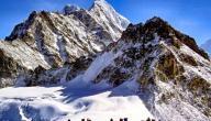 أين يقع جبل الهملايا