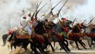 أول معركة بين المسلمين والفرس