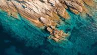 أين يقع البحر المسجور