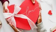 أفضل هدايا عيد الحب