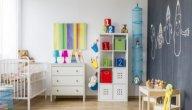أفكار لتزيين غرفة الأطفال