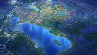 أجمل مدينة ألعاب في أمريكا