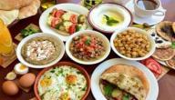 أفضل وجبة للسحور في رمضان