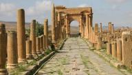 آثار في الجزائر