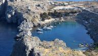 أين تقع جزيرة رودس