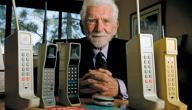أول من اخترع الهاتف المحمول