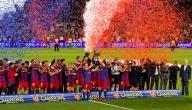 عدد القأب برشلونة في دوري أبطال اوروبا