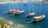 أفضل المناطق السياحية في تركيا