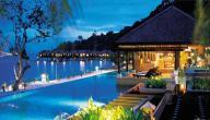 الجزر السياحية في ماليزيا