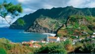 أين تقع جزر ماديرا