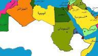 الدول المطلة على البحر الأبيض المتوسط