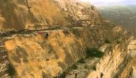 أين يقع جبل ظفار