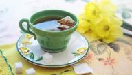 اضرار شرب الشاي الاخضر على الريق