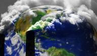 اثر البيئة على الإنسان