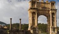 الآثار الرومانية بجميلة