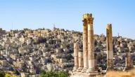 أين تقع عمان في الأردن
