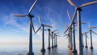 استخدام طاقة الرياح